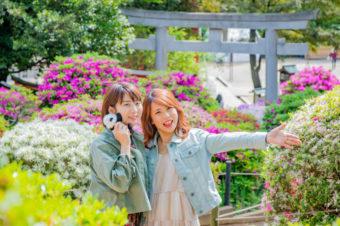 海外に向けて、日本女子の代表になろう!