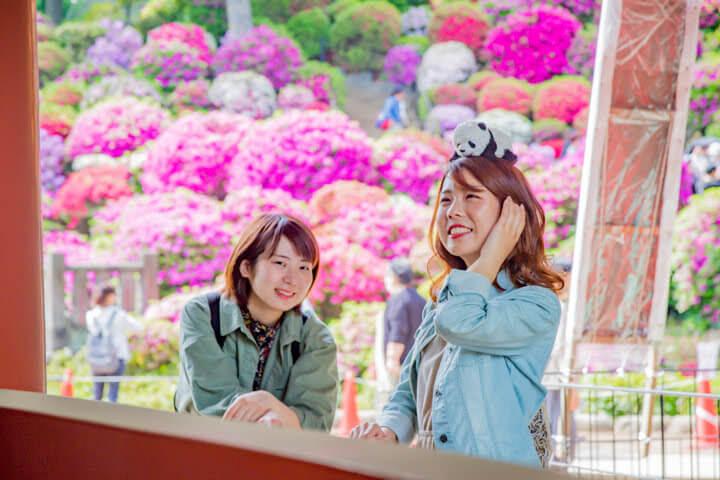 JapaneseGirlsな女子大生と上野をまち歩き!〜うえの女子プレツアー開催します〜